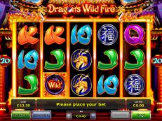 Dragons Wild Fire
